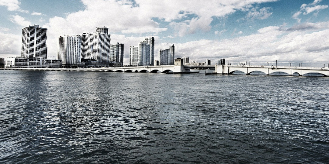 foreign investment in real estate miami skyline