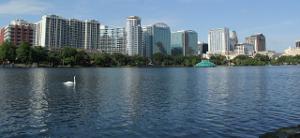 ICSC Florida Conference icon orlando lake eola