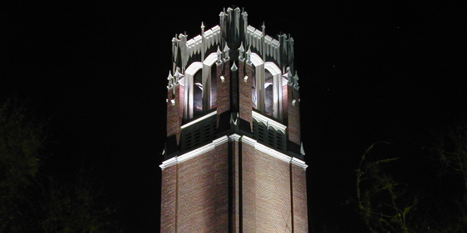 Century Tower UF Bergstrom Center
