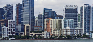 South Florida Multifamily icon Miami skyline