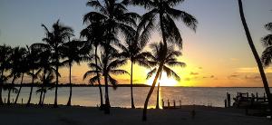 key largo sunset playa largo resort icon