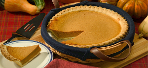 thanksgiving icon pumpkin pie