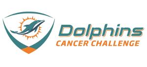 Dolphins Cancer Challenge 2017 segment icon