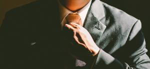 john crossman icon businessman with tie