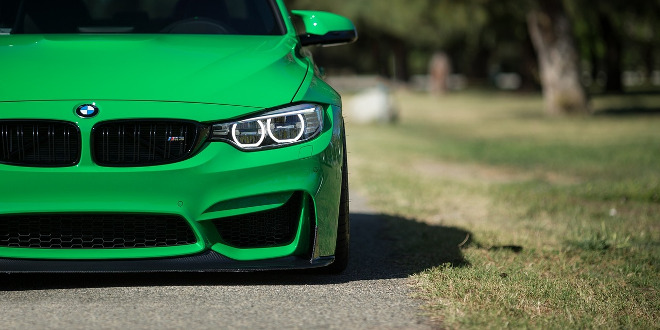 flexwheels icon green bmw