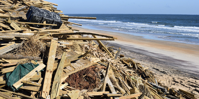 insurance after the hurricane icon storm debris