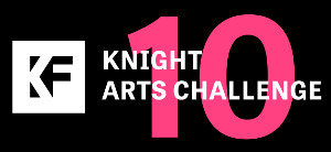 knight arts challenge logo