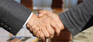 How To Find Business Deals icon handshake