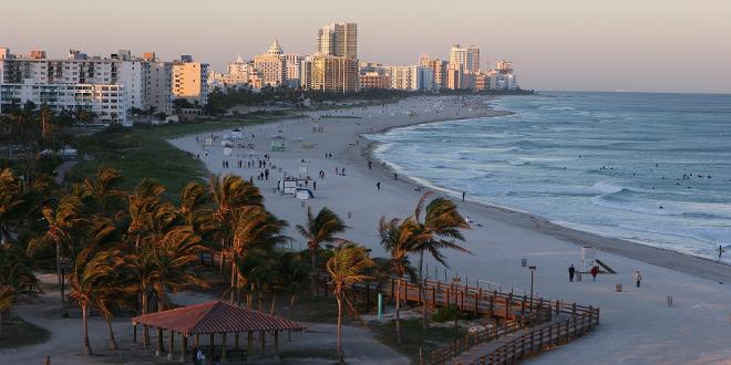 South Florida Commercial Real Estate icon miami beach