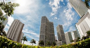 Miami Condo Market Forecast icon miami fisheye photo