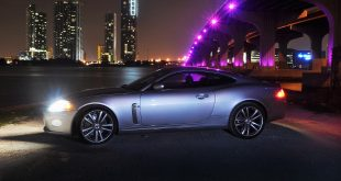 summer cars jaguar miami skyline night
