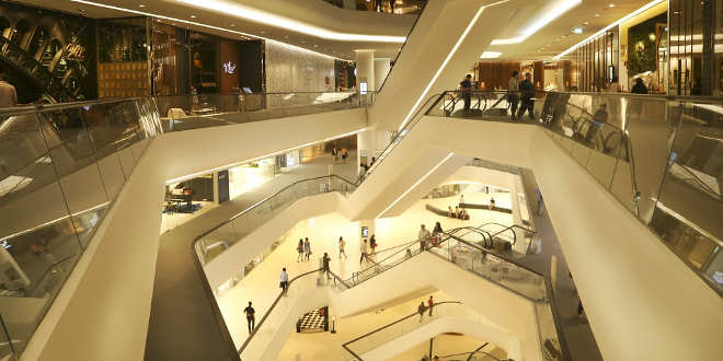 retail real estate investment icon mall photo