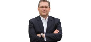 Blockchain and Real Estate icon dj van keuren